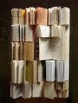 Knihy, objekt, 2009
