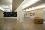 Galerie - instalace / Gallery view 1