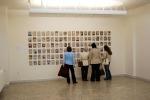 Instalace - 120 novinových pytlíků / Installation 120 newspaper bags