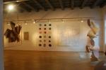 """Živé prostory - Living spaces"" výstava Galerie G, Olomouc, 9. 7. - 30. 7. 2011"